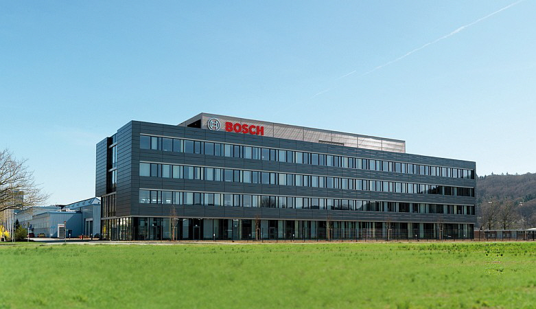 Bosch Packaging - Firmensitz Beringen