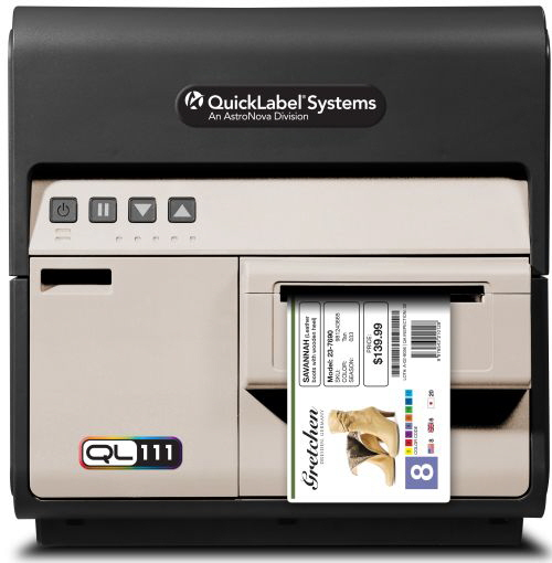 Labelcode - Quicklabel Systems QL-111 Bild 2